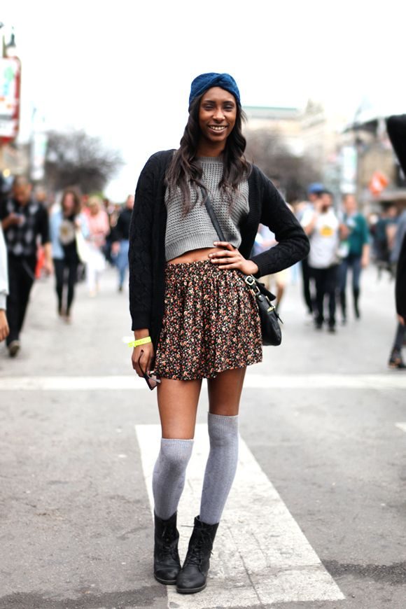 Festival Fashion At SXSW 2014