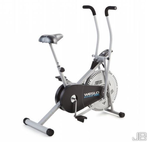 Cheap Exercise Bike Home Gym Workout Fitness Cardio Bikes Stationary Bicycles | This Exercise Bike gives your whole body a workout. The upper body workout feature gives your upper body definition and added strength, and your legs will be perfectly toned by riding the bike just 10 or 15 minutes a day.