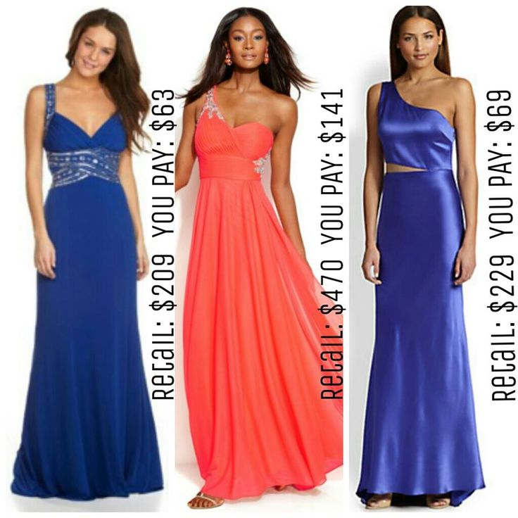 Prom dresses available at Opitz Outlet -SLP  3-20-15