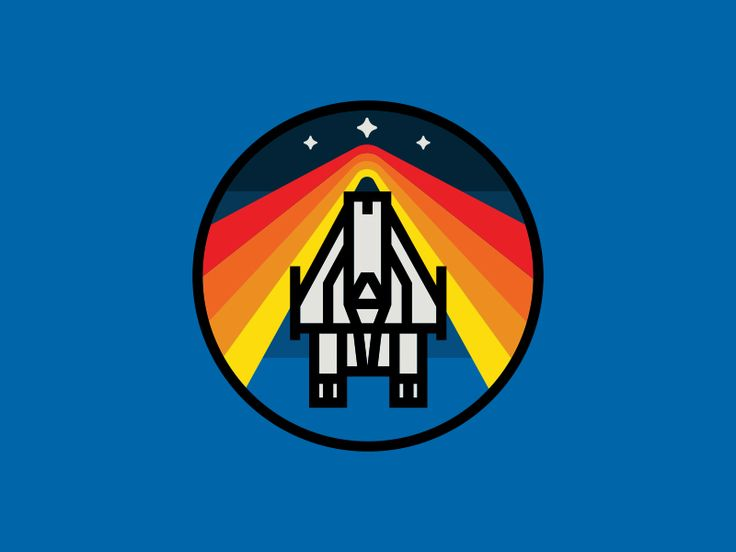 A-Wing Badge