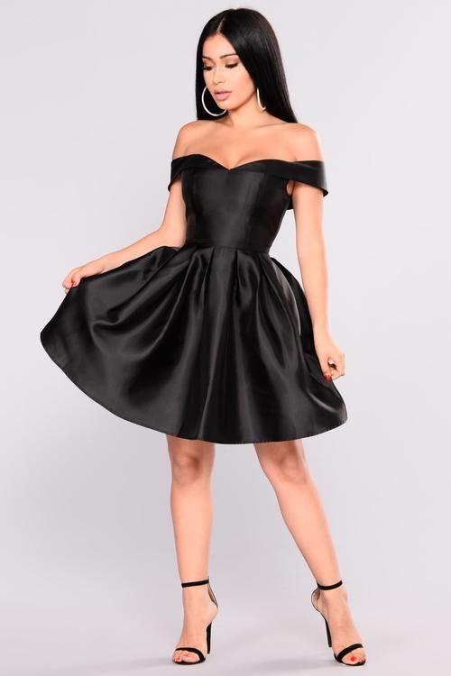 7a7fd194753 Steal The Show Metallic Dress - Bronze. Wonderful Life Dress - Black