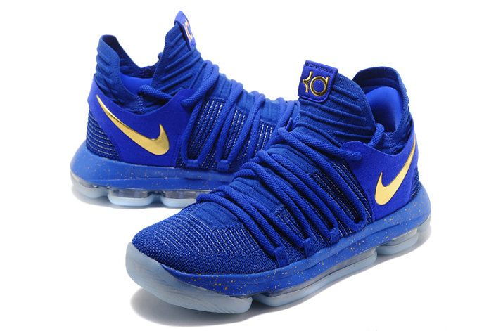 best sneakers f0f29 e620a Authentic KD 10 Kevin Durant X Royal Warriors | www ...