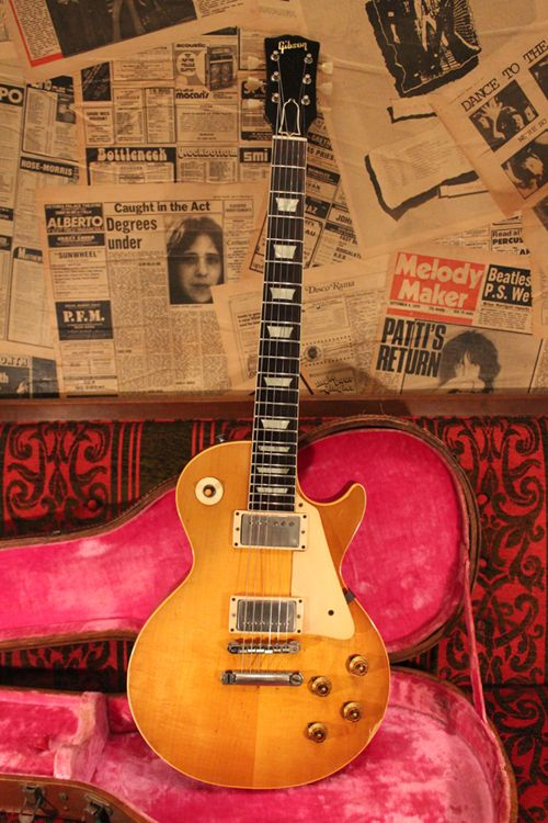 """Gibson Les Paul Standard """"The Burst""""(中古・ヴィンテージ)ITM0971651【Jギター楽器詳細