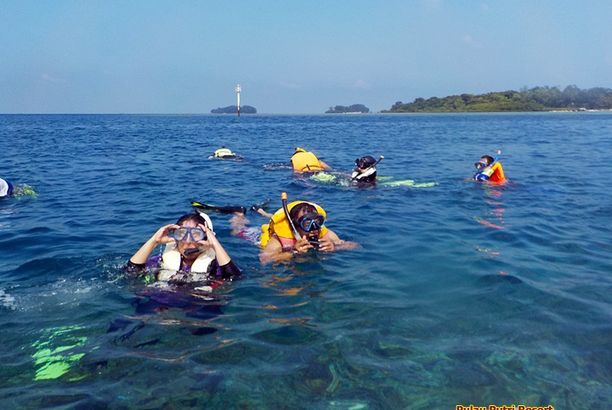 Pulau Putri Island