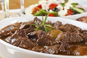 Recipe - Deer Stew in Red Wine