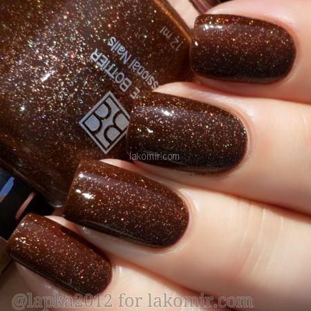 Лак для ногтей Brigitte Bottier Color Spy Ночной клуб NC 478