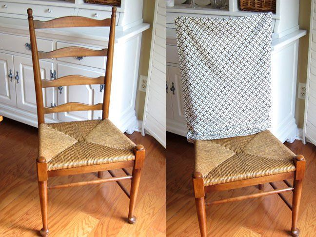 No Sew Pillow Case Chair Covers Chair Back Covers Slipcovers For Chairs Diy Chair Covers