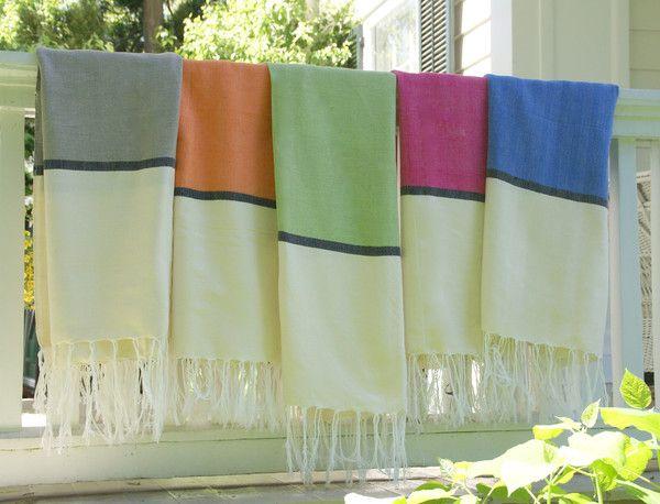 Barek Fouta Towel