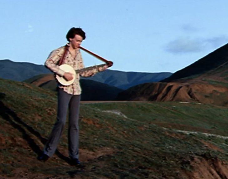 Harold and Maude  The kind of bittersweet, emotional, sincere, poignant, visually striking and life affirming ending that I hope to have