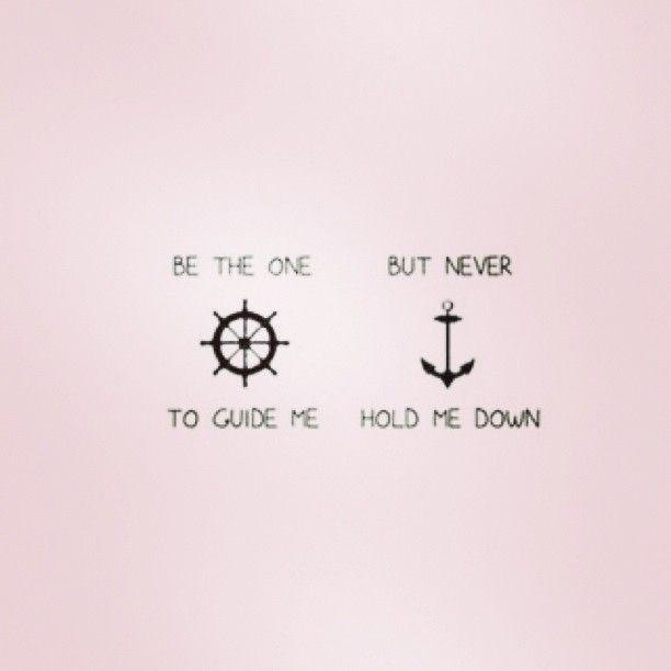 17+ Best Ideas About Anchor Quote On Pinterest