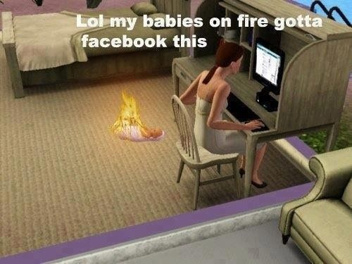 25 Best Ideas About Funny Sims On Pinterest Sims Memes
