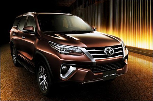 2019 Toyota Fortuner Car Gallery Toyota Mobil Suv