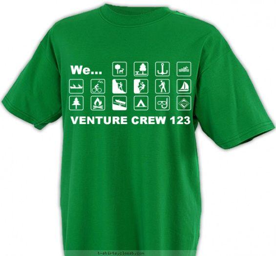 venturing crew design sp5460