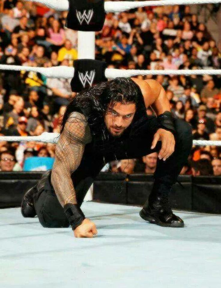 The Shield Wwe Roman Reigns Superman Punch Roman reigns and the ...
