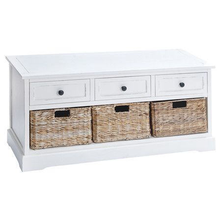 Storage Bench For The Home Pinterest