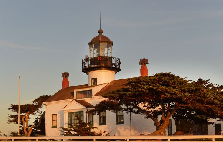 Point Pinos Lighthouse Pacific Grove
