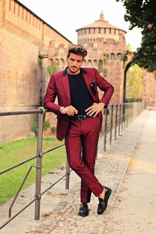 Men in Suits I recently bought my new pair of...   MenStyle1- Men's Style Blog