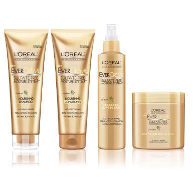 Testers needed: L�Oreal Paris Hair Expertise EverCreme Pack