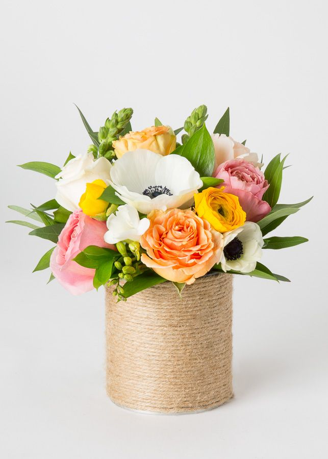 7 Super Easy Ways To Get Mom Flowers On Mother S Day Via Brit Co