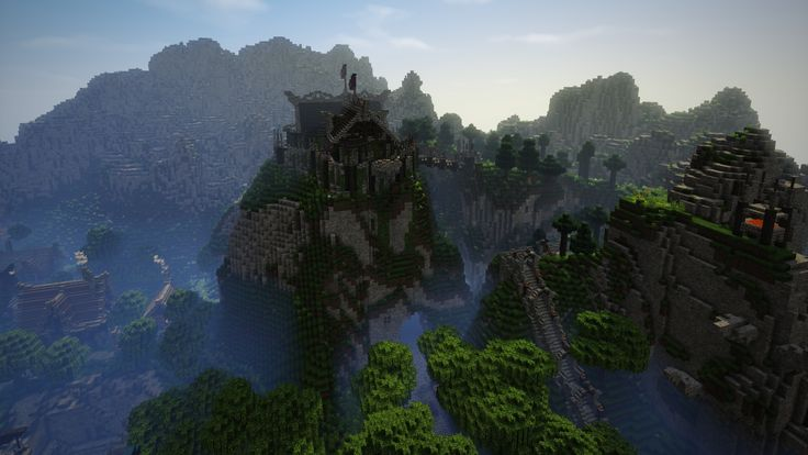 Over four years went into building this gorgeous Minecraft kingdom | PC Gamer