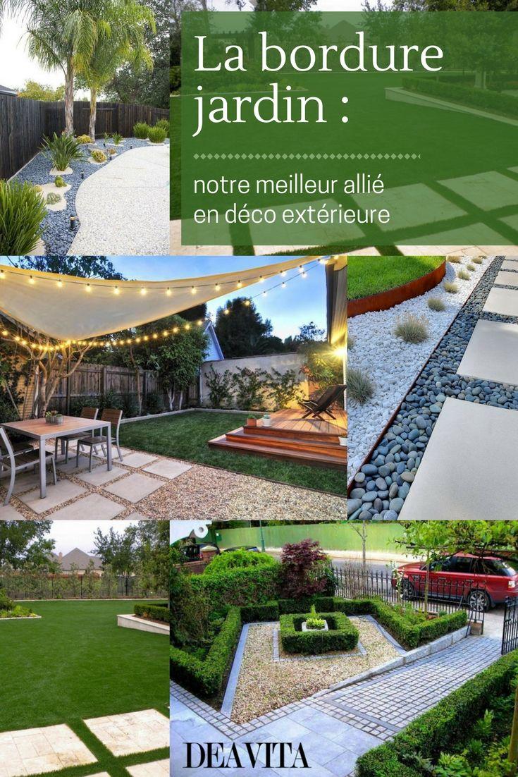 Les 25 meilleures idées de la catégorie Bordure jardin sur ...