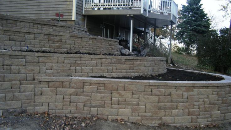 16 Best Images About Railroad Ties Hillside On Pinterest