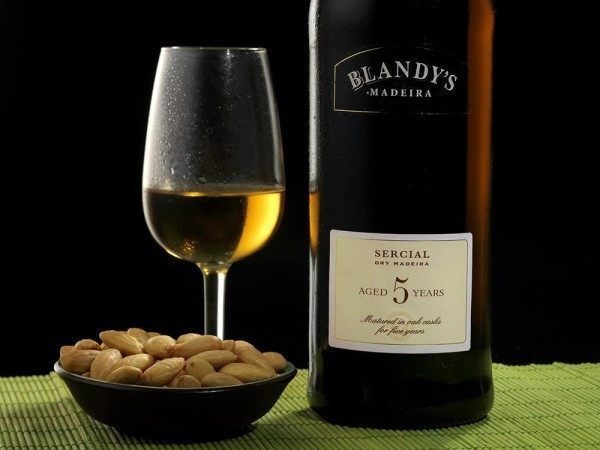 A 5-year Sercial with a side of almonds (A beginners guide to Madeira Wine)