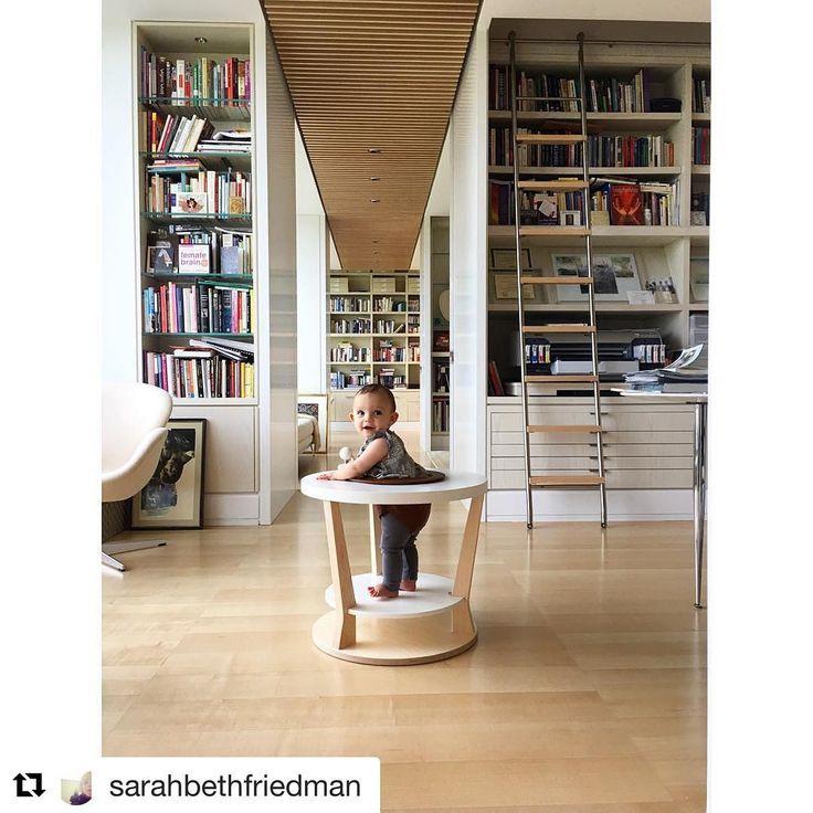 Thanks so much for sharing this amazing pic @sarahbethfriedman! #OraSage you make everything look good! 🤗  .  .  .  .  .  .  #babylife  #bobbintripleplaycentre #threepears #childhoodunplugged #babytoys #woodtoys #naturaltoys #babygift #handmade #shoplocal #woodworking #slowgoods #madeinamerica #Toronto #scandibaby #nuserydecor #kidsfurniture #modernkids #moderntoys #exersaucer #makersgonnamake #interiordesign #scandinaviandesign
