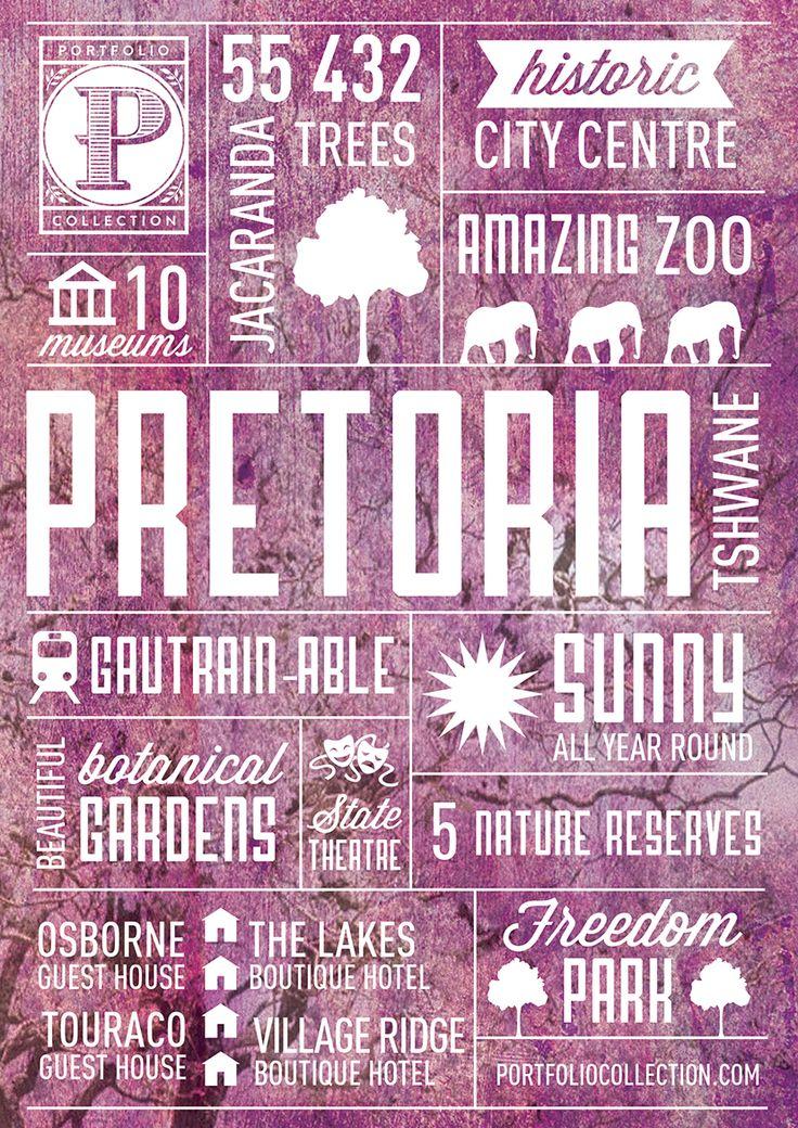 So much to see and do in Pretoria! http://travelblog.portfoliocollection.com/Blog/Portfolio-Collections-Insider-Tips-on-Pretoria