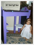 Our American Girl Loft Bed Knock-Offs