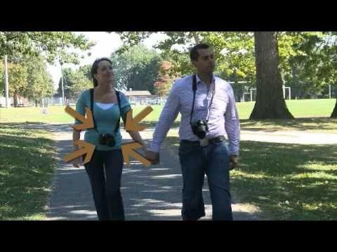 EZEE Camera Strap video