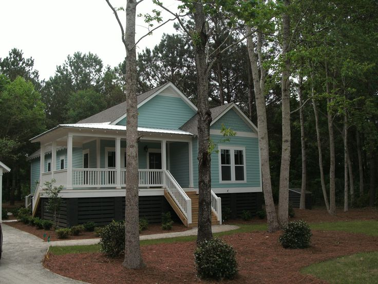 Marvelous South Georgia Home Builders #8: The Sapelo Custom Modular Home Built By Affinity Building Systems In  Lakeland, GA. The