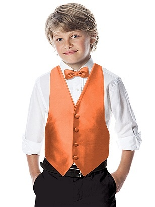 After Six Boy's Backless Vest (Clemente) Ring Bearer