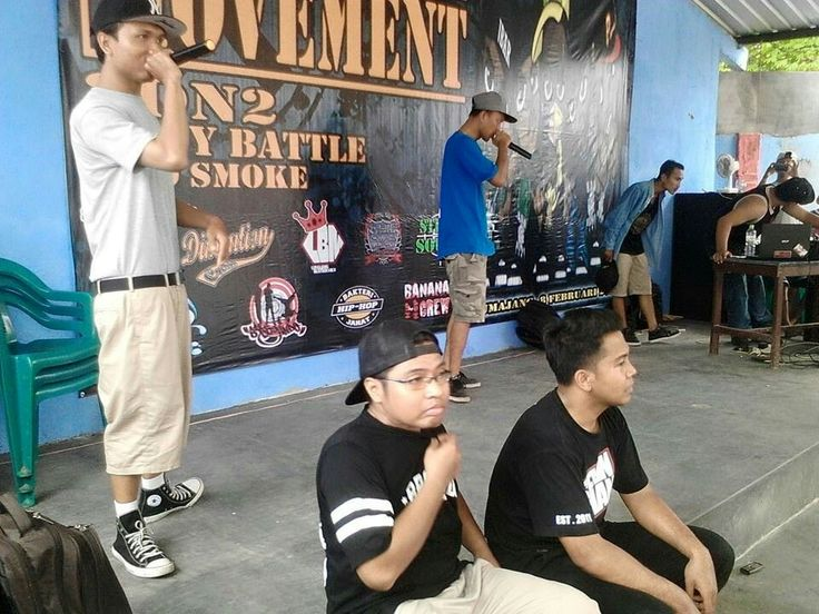 Performing at Lumajang City - Indonesia,_ Hip Hop Movement