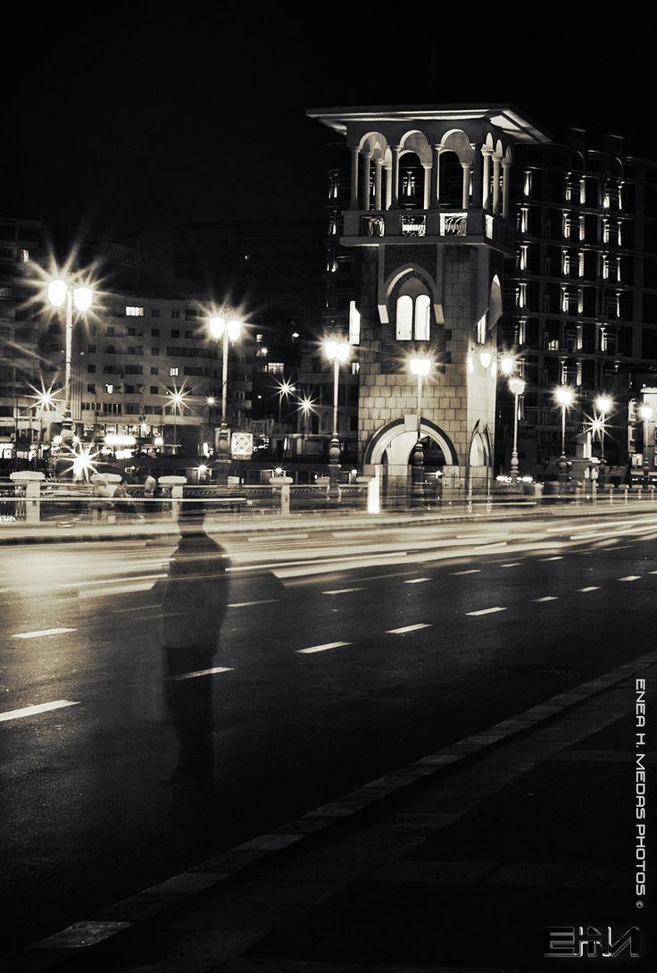 Ghost - Stanley Bridge, Alexandria of Egypt