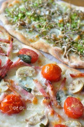 「リスドォルでカリッとクリスピーピザ」nonnon | お菓子・パンのレシピや作り方【corecle*コレクル】