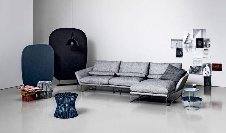 Divano modello New York Suite Soft- Saba Italia