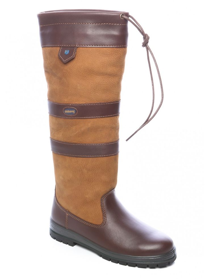 Women's Leather Dubarry Galway Boots