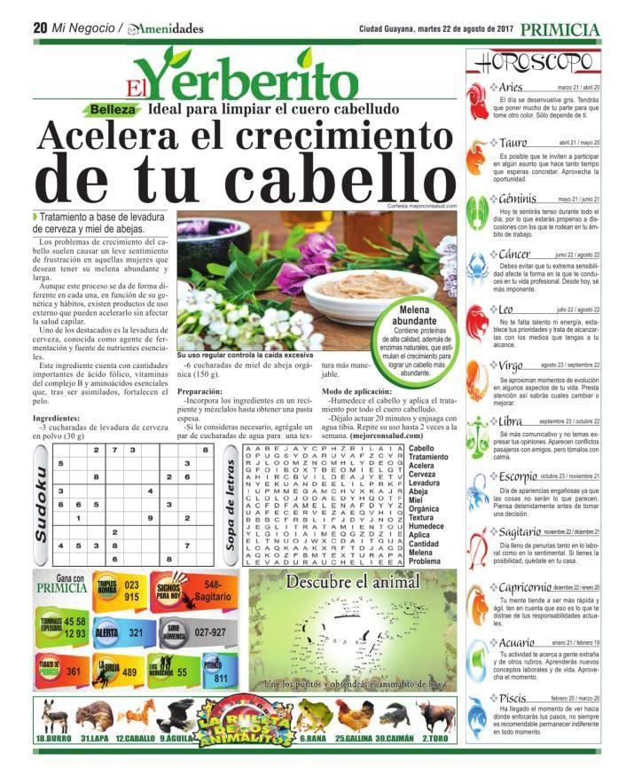 Diario Primicia. Edición Digital