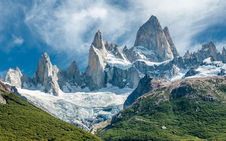 Mount Fitz Roy, Chile/Argentina