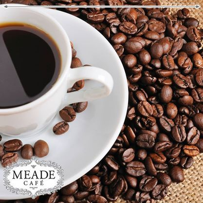 We are proud to offer you our locally roast Meade Cafe George signature coffee beans - get yours today. #coffee #coffeebeans