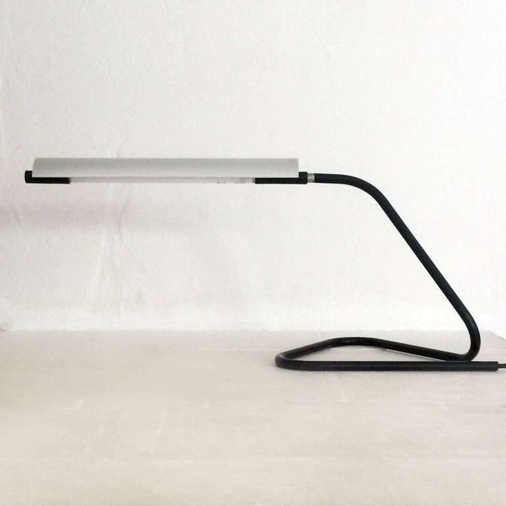"Achille Castiglioni "" Tubino"" Table Lamp for Flos 