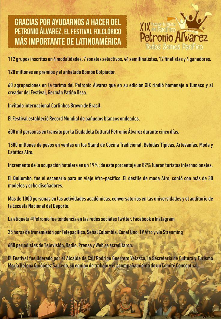 Comunicado PetronIo Álvarez