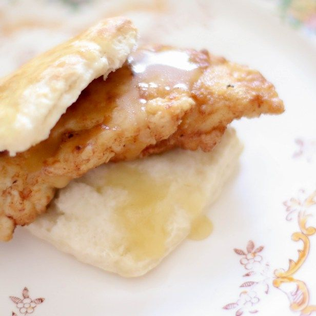 Honey Butter Chicken Biscuits | Capital Confessions