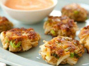 Cajun Delights: Mini Creole Crab Cakes w/ Spicy Remoulade Sauce + Awards