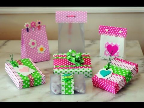 Como hacer souvenirs con cartulina - Cartulinas Pinguino - Maria Jose Ro...