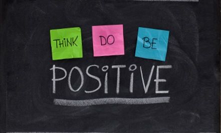 Think Positive - Be Positive
