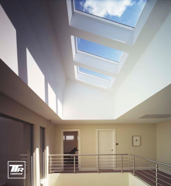 TTR | Blog | Claraboia, mais que um teto de vidro