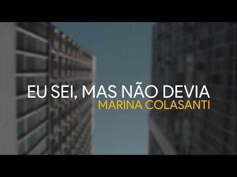 Eu sei, mas não devia   Marina Colasanti - YouTube