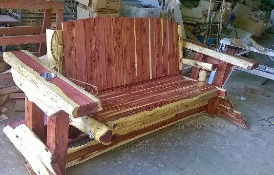 12 Best images about Log Furniture We Build on Pinterest